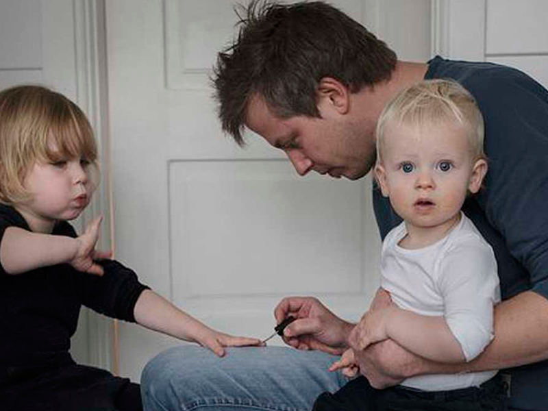 Resultado de imagen para cuidado personal hijos